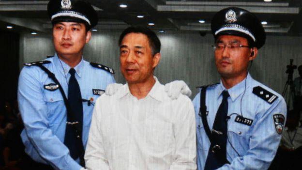 2013年,中國高官薄熙來的審判過程實現了微博圖文直播。