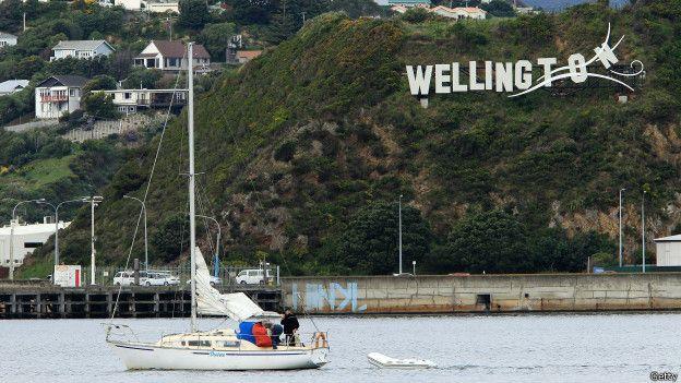 Una imagen de Wellington
