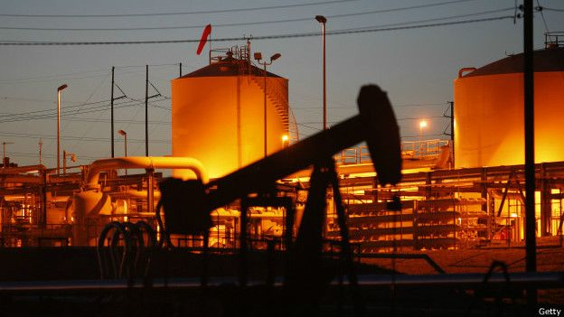 Нефть, США