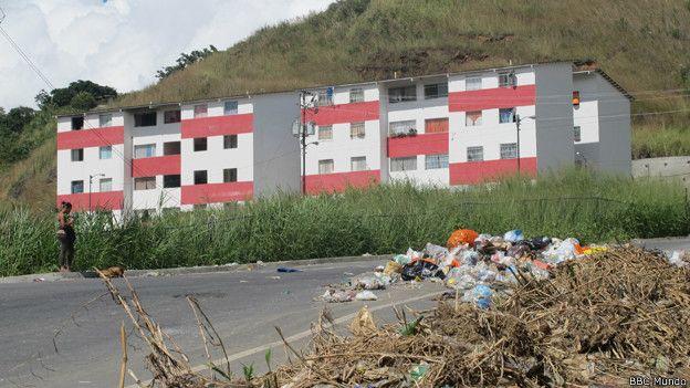 Basura en El Morro