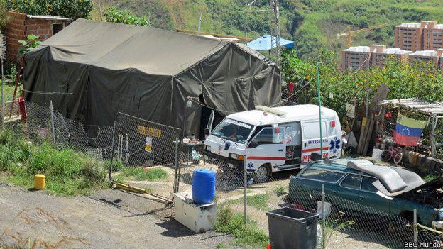 Enfermería de la comunidad en El Morro