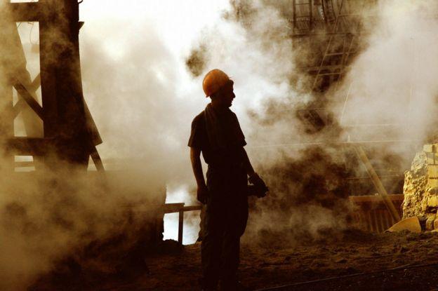 鋼鐵產業過剩已成為全球經濟的結構性問題。