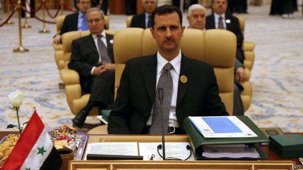 Bashar al Asad