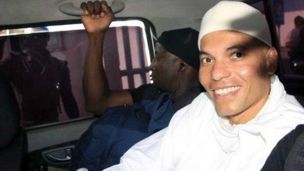 Sénégal: Karim Wade libéré