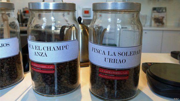 Marca de café
