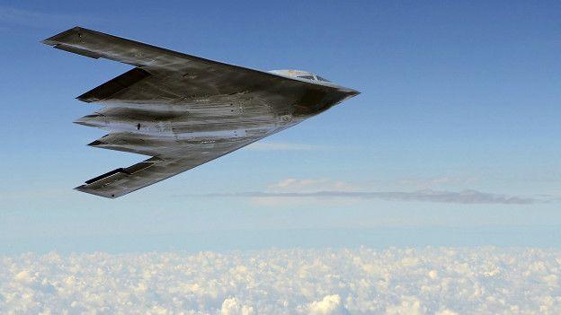 Avión furtivo