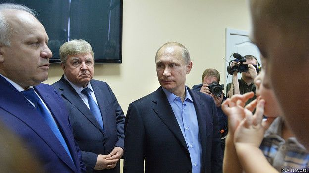 Зимин и Путин