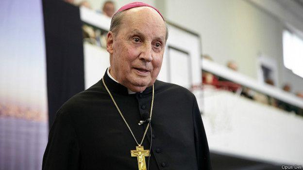 Javier Echevarría, prelado del Opus Dei