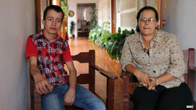 Jhon Fredy Marín Zapata y Diana Zapata