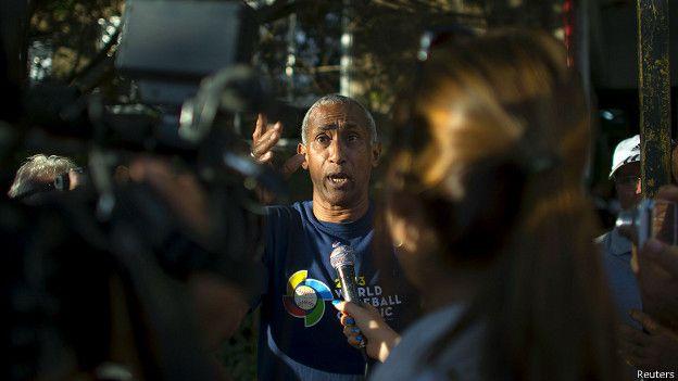 Hildebrando Chaviano, un periodista independiente y abogad