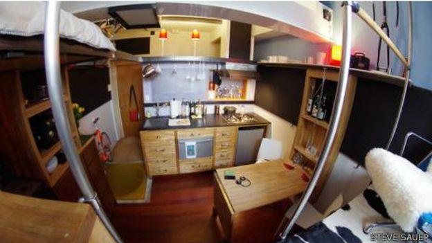 Micro-casa en Vancouver
