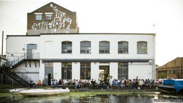 Un desarrollo de Pocket Living, en Londres