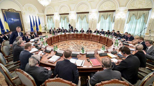 Саммит в Киеве
