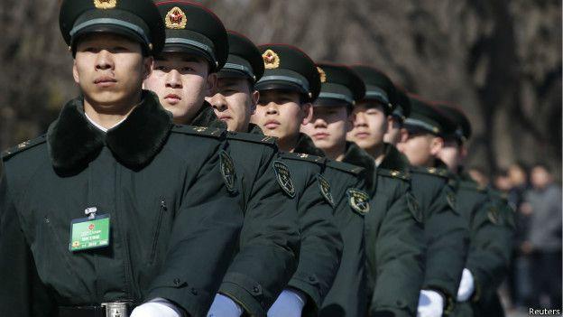 中國人民解放軍士兵