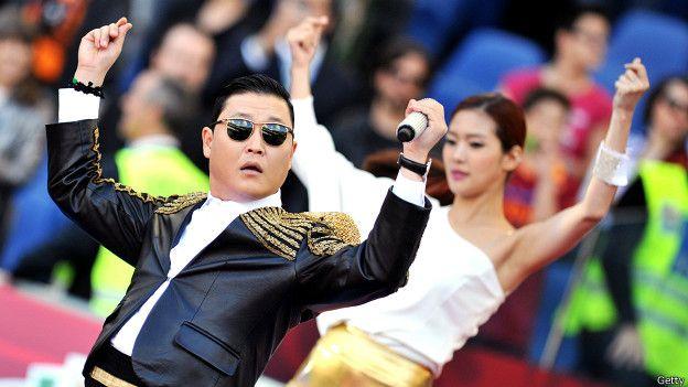 Psy rompió el contador de YouTube, que tuvo que ser actualizado.