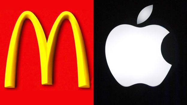 C mo crean las grandes empresas un logo exitoso for Empresa logos