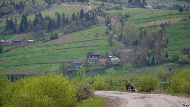 Татарской семье понравилось в Карпатах. Семья не планирует возвращаться в Крым