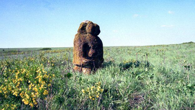 Хомутовський степ у Донецькій області