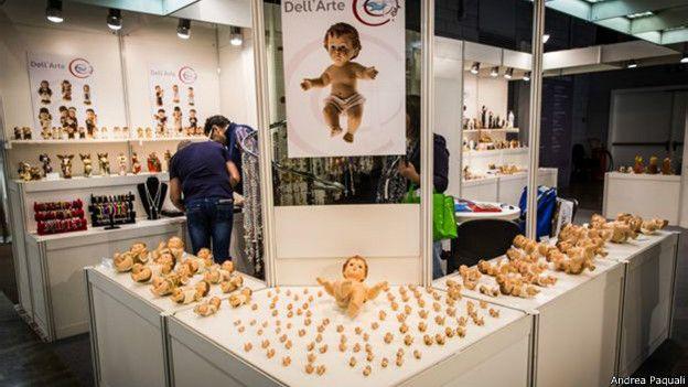 Feria Religiosa de Vincenza, Italia