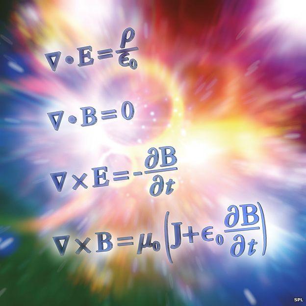 Fórmulas de Maxwell
