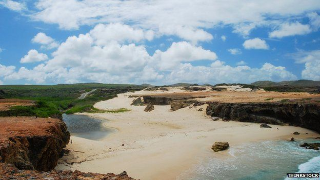 Parque Nacional Arikok, en Aruba