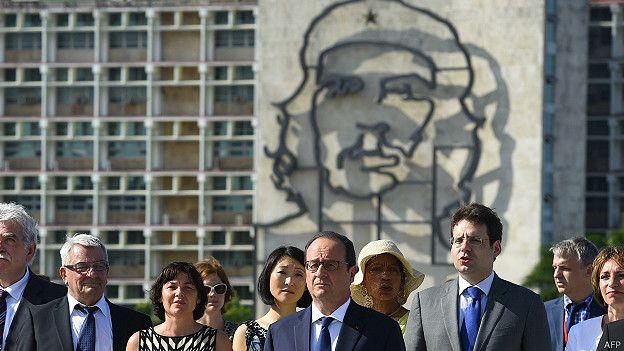 Hollande en Cuba