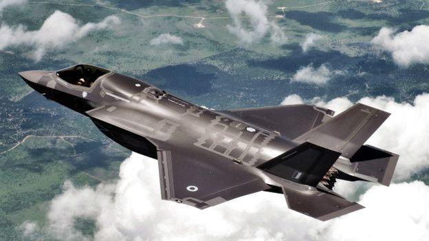 هواپیمای F35