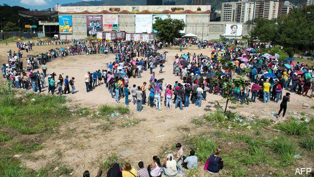 Bicentenario en Caracas