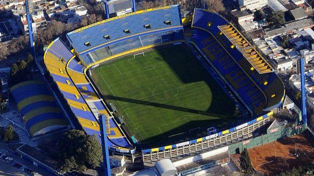 Estadio de fútbol de Rosario