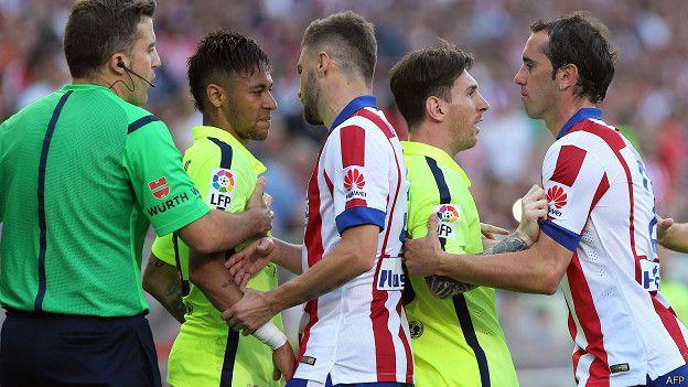 barcelona, fútbol, liga espana, messi, neymar