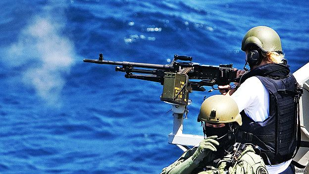 Борьба с сомалийскими пиратами