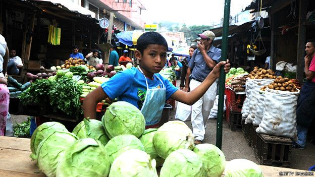 Mercado en América Latina