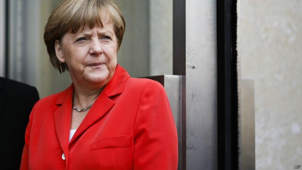 Angela Merkel, canciller, alemania, twitter, lideres mundiales