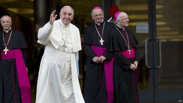 papa francisco, twitter, lideres mundiales