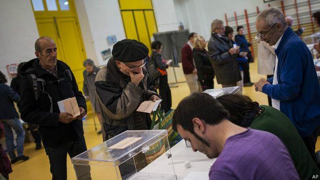 Elecciones locales en España 2015