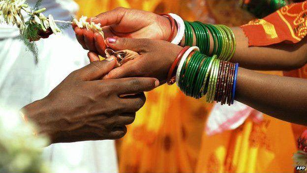 Đám cưới tại Ấn Độ