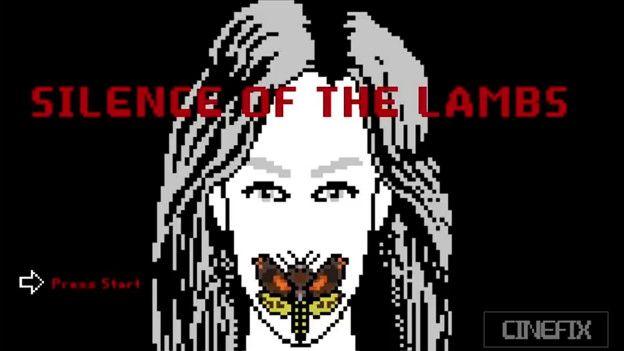 El canibal psiquiatra Hanibal Lecter también puede ponerte los pelos de punta en 8 bits.