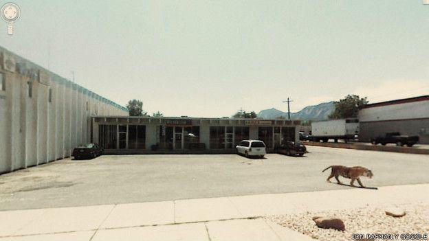 Dentro de las imágenes de Google Street View pueden aparecer cosas realmente impactantes.