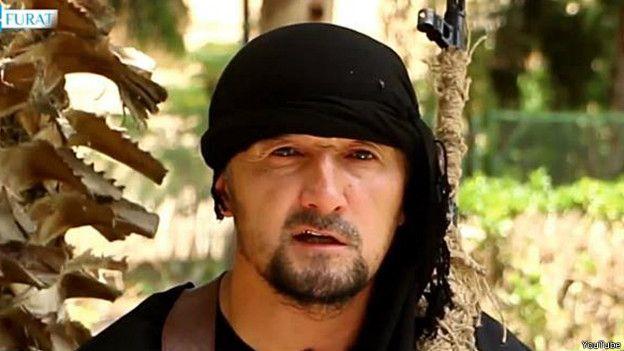 Бывший командир ОМОН МВД Таджикистана полковник Гулмурод Халимов