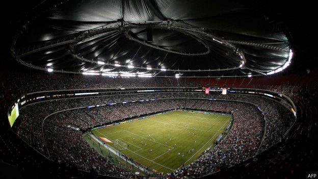 Blatter estadio