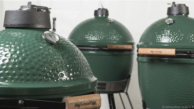 Ahumador Big Green Egg
