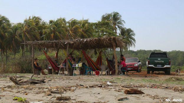 Playa El Icacal