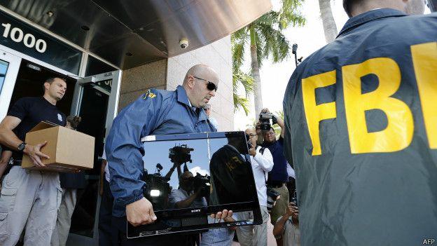 Агенты ФБР в Майями