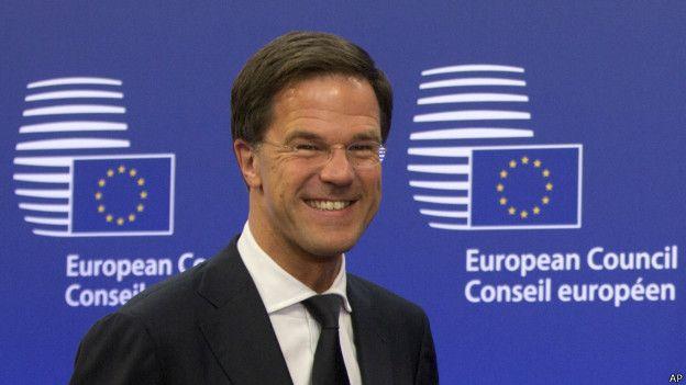 Премьер-министр Нидерландов Марк Рютте подтвердил существование российского санкционного списка