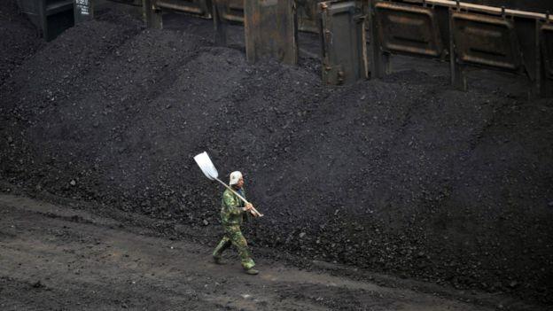 中國煤礦(資料圖片)