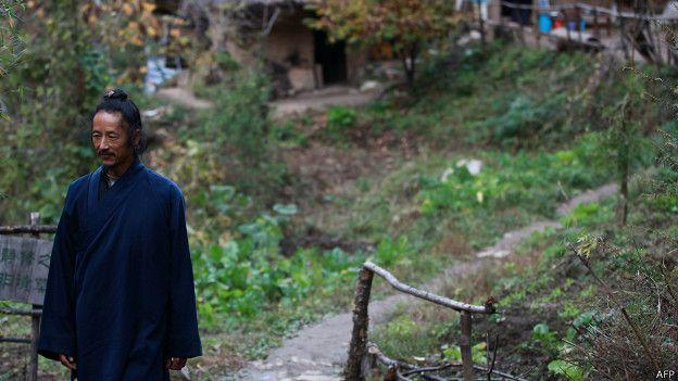 Отшельник в горах Чжуннань
