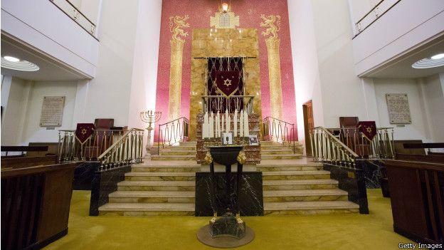 Центральная синагога в Лондоне