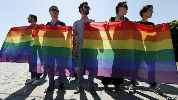 """Участники """"Марша равенства"""""""