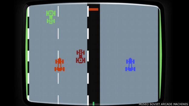 Este juego puede parecer arcaico, pero prueba a jugar a ver si es fácil...