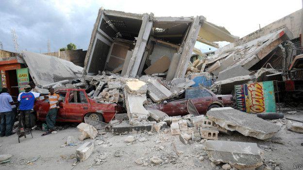 Terremoto en Haití en 2010